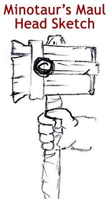 Maul Head Sketch