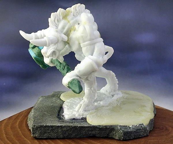 Minotaur With Maul - Left