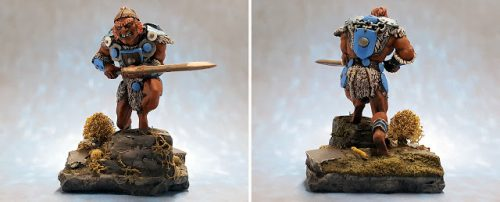 Show Off :: Wizards of the Coast :: WOC40022 :: Dungeons & Dragons Fire Giant