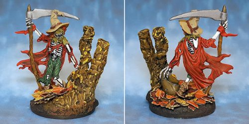 Show Off :: Harrow, Reidlar of Terror :: 14012 :: Gauntfield :: Reaper Miniatures