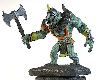 WIP :: Mountain Troll :: Reaper Miniatures